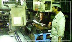 金型機械加工(機械係)